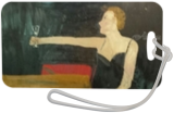 Woman with a Glass, Paintings, Fine Art, Portrait, Oil, By MD Meiser