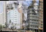 A once great city, Digital Art / Computer Art, Romanticism, Propaganda, Digital, By Bernard Harold Curgenven
