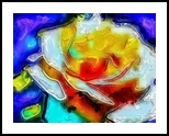 A Part Of You, Decorative Arts,Digital Art / Computer Art, Fine Art,Minimalism, Decorative,Floral, Digital, By Henry Lizarraga