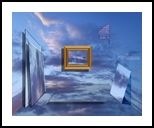 A ROOM OF ILLUSIONS, Digital Art / Computer Art, Surrealism, Fantasy, Digital, By Alan King