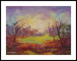 A Sunny spot in Nature, Paintings, Impressionism, Landscape, Canvas, By Louis Pretorius