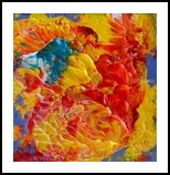 Abstract #12, Paintings, Abstract, Conceptual, Oil, By fred wilson