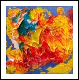 Abstract #8, Paintings, Abstract, Conceptual, Oil, By fred wilson