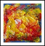 Abstract #9, Paintings, Abstract, Conceptual, Oil, By fred wilson