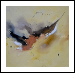 abstract 441, Paintings, Abstract, Decorative, Canvas, By Pol Henry Ledent