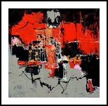 abstract 4451502, Paintings, Abstract, Decorative, Canvas, By Pol Henry Ledent