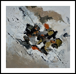 abstract 4761301, Paintings, Abstract, Decorative, Canvas, By Pol Henry Ledent