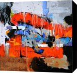 abstract 6671101, Paintings, Abstract, Decorative, Canvas, By Pol Henry Ledent