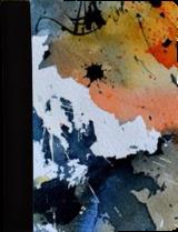 Hardbound Portfolio Cover for Legal Note Pad Inside