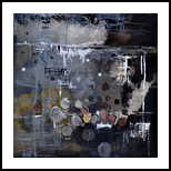 abstract 7741302, Paintings, Abstract, Decorative, Canvas, By Pol Henry Ledent