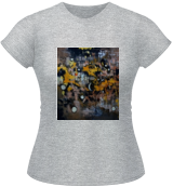 Womens T-shirt (Athletic Grey)