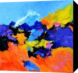abstract 8881102, Paintings, Abstract, Avant-Garde, Oil, By Pol Henry Ledent