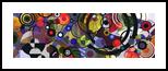 Abstract composition 122, Decorative Arts,Digital Art / Computer Art, Abstract,Modernism, 3-D,Decorative, Digital, By Angel Jose Estevez