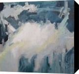 Abstract Higher than the sky, Paintings, Expressionism,Impressionism,Minimalism, Landscape, Canvas,Oil, By Larissa Uvarova