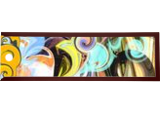 Abstract in Colorful Swirls, Decorative Arts,Digital Art / Computer Art,Paintings, Abstract,Expressionism,Modernism,Opticality, Decorative, Digital, By Jessica Hughes