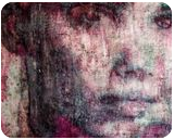 Adriana (n.405), Paintings, Abstract, People,Portrait, Acrylic, By Alessio Mazzarulli