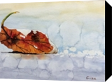 After the Rain, Paintings, Impressionism, Still Life, Watercolor, By Christina Giza