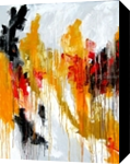 Afternoon in Venice, Paintings, Abstract, Conceptual, Oil, By Sal Panasci