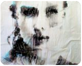 Amanda (n.427), Paintings, Abstract, People,Portrait, Acrylic, By Alessio Mazzarulli