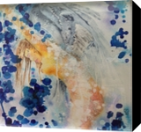 angel #3, Paintings, Chance, Spiritual, Watercolor, By Francis Charlton