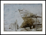 Arbor, Drawings / Sketch, Expressionism,Fine Art, Landscape, Fresco,Ink, By Gregory Kitterle