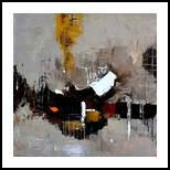 autumn 4451701, Paintings, Abstract, Decorative, Canvas, By Pol Henry Ledent