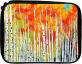 Autumn Aspen Trees Rocky Mountains Grove, Paintings, Expressionism, Land Art, Acrylic, By Jackie Carpenter
