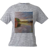 Autumn Calm, Paintings, Impressionism,Realism, Landscape, Oil, By David Stannard