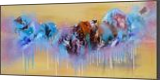 Autumn Emotions, Paintings, Abstract,Fine Art, Botanical,Fantasy,Floral,Landscape,Nature, Acrylic,Canvas, By Irini Karpikioti