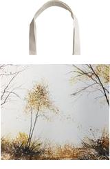 Autumn Light, Paintings, Impressionism, Landscape, Watercolor, By Stephen Keller