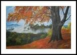 Autumn Please Wai, Paintings, Fine Art, Environmental art, Acrylic, By Avanthi Dileka Lelwala