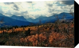 Autumn View to the Bell River, Photography, Photorealism, Landscape, Photography: Photographic Print, By Tracey Eileen Vivar