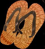 Aztek Sun, Carvings, Commercial Design, Decorative, Fiber, By Melanie Brummer