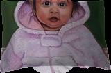 Baby, Paintings, Realism, Portrait, Canvas, By Malvika Bose