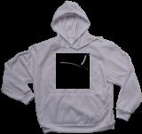 Men's Vapor Appareal Performance Hoodie Long Sleeve Sweatshirt - white