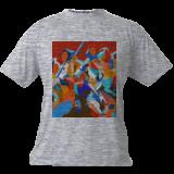 Battle colors, Digital Art / Computer Art, Expressionism,Modernism,Surrealism, Figurative,Historical,People, Digital, By Nebojsa Strbac