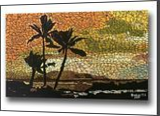 Beautiful Nature, Paintings, Fine Art, Decorative, Acrylic,Canvas, By Toheeb  Adebayo  Bankole
