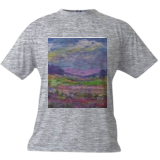 Beautiful Valley, Paintings, Impressionism, Botanical, Canvas, By Louis Pretorius