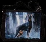 Beauty in the dark forest., Digital Art / Computer Art, Fine Art, Animals, Canvas,Digital, By Irina Potemkina
