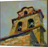 Bell Bottom Blues, Paintings, Impressionism, Architecture, Oil, By Chris Brandley