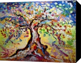 big olive, Paintings, Expressionism, Botanical, Oil, By antonino puliafico
