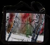 Birch trees, Paintings, Pop Art, Landscape, Painting, By james Allen lagasse