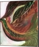 Bird, Paintings, Abstract, Analytical art, Acrylic, By Viszario Gullini