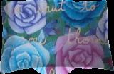 Bloom, Paintings, Impressionism, Botanical, Acrylic,Canvas, By Loretta Hon