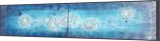 Blue textured art ocean A112 Abstract Painting vertical wall art Acrylic Original Contemporary Art for Lounge, Office or above sofa by artist Ksavera, Decorative Arts,Multipanel Art,Paintings, Abstract,Commercial Design,Expressionism,Minimalism,Modernism, 3-D,Decorative,Nature,Seascape,Spiritual,Tropical,Wildlife, Acrylic,Canvas,Mixed, By Ksavera Art