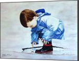 Blueboy, Paintings, Realism, Children, Painting, By William Clark