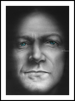 Bono (we live in one world), Drawings / Sketch, Realism, Portrait, Pencil, By Dave Oakley