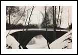 Bridging Winter, Paintings, Impressionism, Landscape, Oil, By Stephen Keller