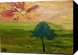 Bright Sun, Paintings, Impressionism, Landscape, Oil, By MD Meiser
