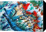 BUTTERFLY, Paintings, Abstract, Modernism, Pop Art, Animals, Nature, Acrylic, Canvas, Gouache, By HSIN LIN